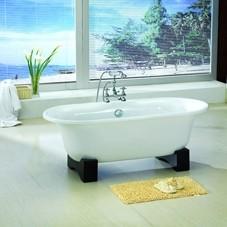 """אמבטיה אקרילית מידות: 173X78.5X63.5 ס""""מ"""