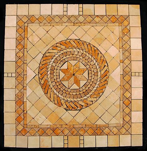 שטיחי אבן מרובעים מבית מילסטון