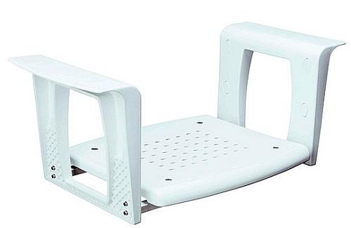 """כיסא לאמבטיה מאלומיניום – נשיאה מקסימלית 110 ק""""ג"""