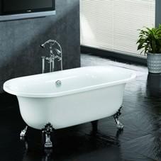 אמבטיה מעוצבת אקרילית דגם דיווה