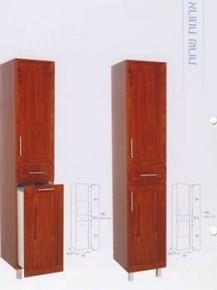 """ארון שרות עשוי עץ בוק במידות 30, 35, 45 ס""""מ"""
