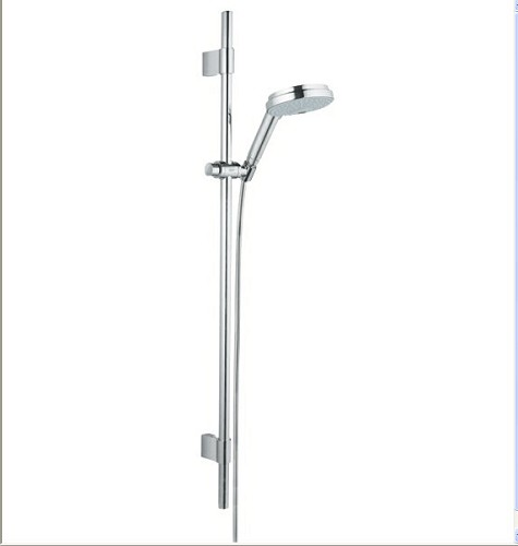 """ערכה למקלחת  160 מ""""מ של GROHE כולל מזלף צינור ומאחז"""