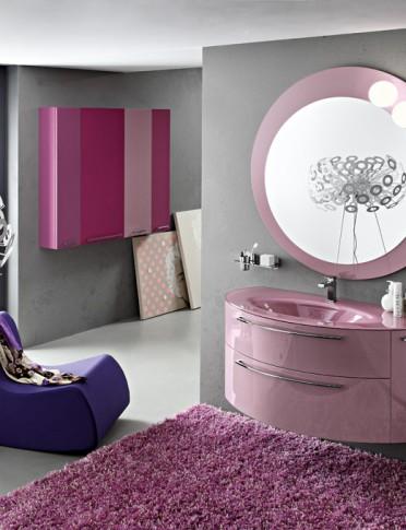 ארון אמבטיה מעוצב דגם BALLENO
